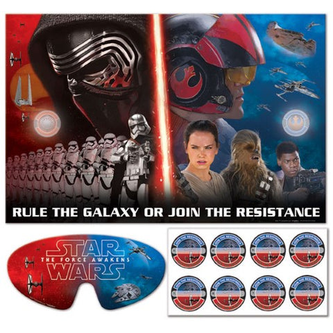 Star Wars Episode 7 The Force Awakens Party Game