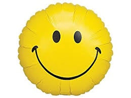 "Foil - 18"" - Smiley Face (16595)"