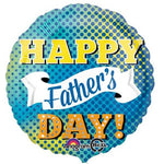 "Foil - 18"" - Happy Father's Day (32394)"