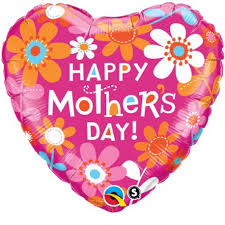 "Foil - 18"" - Happy Mother's Day (41755)"