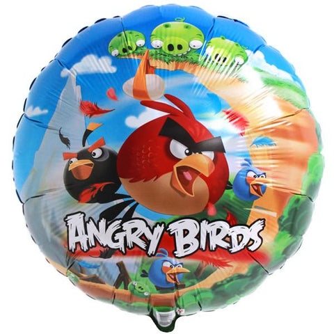 "Foil - 18"" - Angry Birds (118463)"