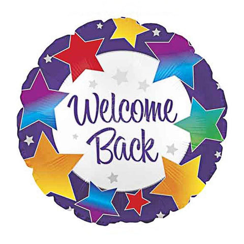 "Foil - 18"" - Welcome Back (114611)"