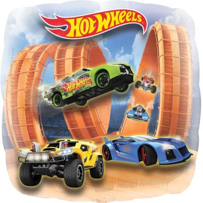 "Foil - 28"" - Hot Wheels (32015)"