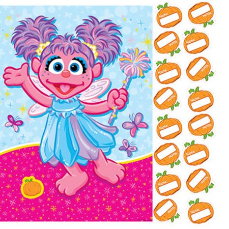 Party Game - Abby Cadabby