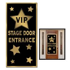 Door Cover - Stage Door (57109)