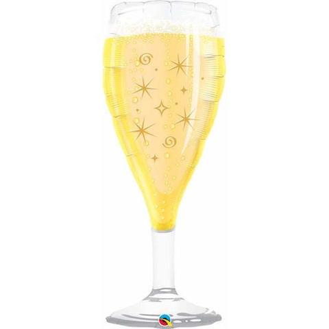 "Supershape - 39"" - Champagne Glass (26373)"
