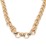 9ct Extra Large Belcher Chain