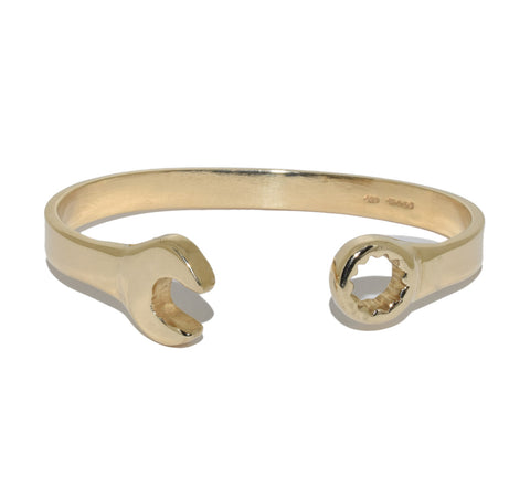 9ct Children's Spanner Bangle