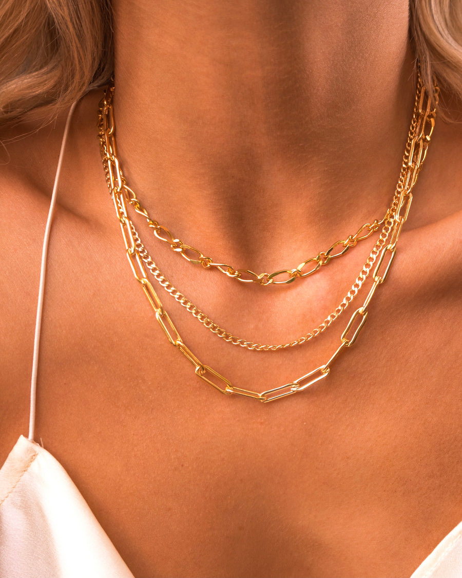 Jumbo Link Up Necklace
