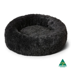 Snooza Calming Dog Bed - Charcoal - Medium