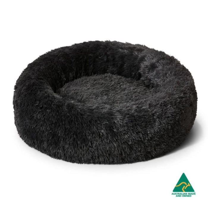 Snooza Calming Dog Bed - Charcoal - Large