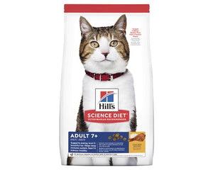 Hills Science Diet Feline Adult 7+ Chicken 1.5kg