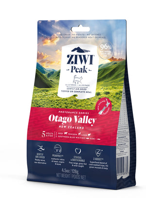 Ziwi Peak Air-Dried Otago Valley Recipe for Cats 128g