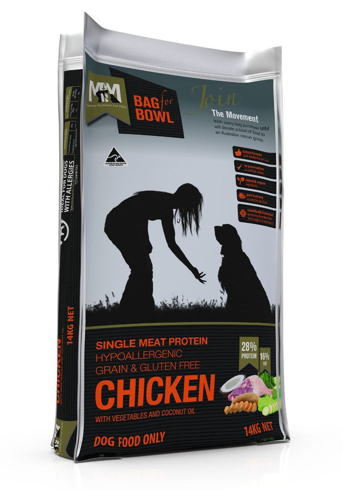 Meals for Mutts Dog - Chicken 14kg