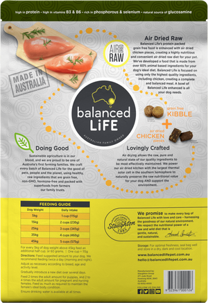 Balanced Life Enhanced Chicken 2.5kg