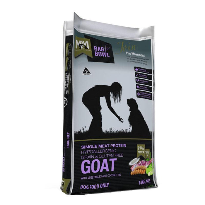 Meals for Mutts Dog - Goat 2.5kg