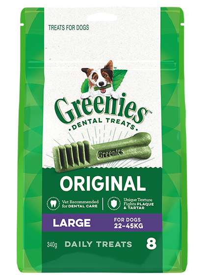 Greenies Dental Chews - Original Large 340g