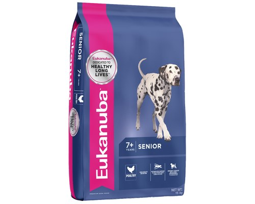 Eukanuba Dog Senior Medium