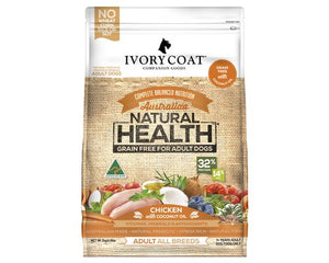 Ivory Coat Dog Adult Chicken 13kg