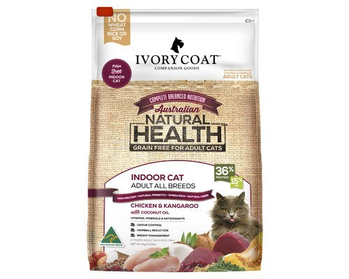 Ivory Coat Cat Adult Chicken & Kangaroo