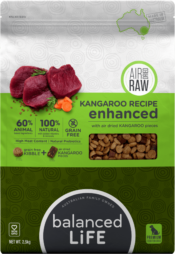 Balanced Life Enhanced Kangaroo 2.5kg