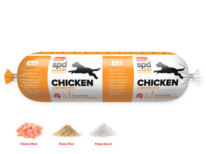 Prime SP-D - Chicken & Brown Rice 2kg
