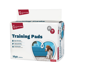 Yours Droolly Training Pads - 30 Pack