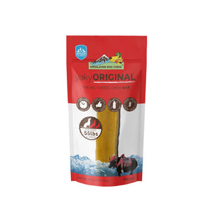 Himalayan Dog Chew - Yaky Original Red