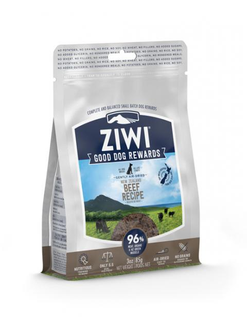 Ziwi Peak Good Dog Rewards Beef 85g