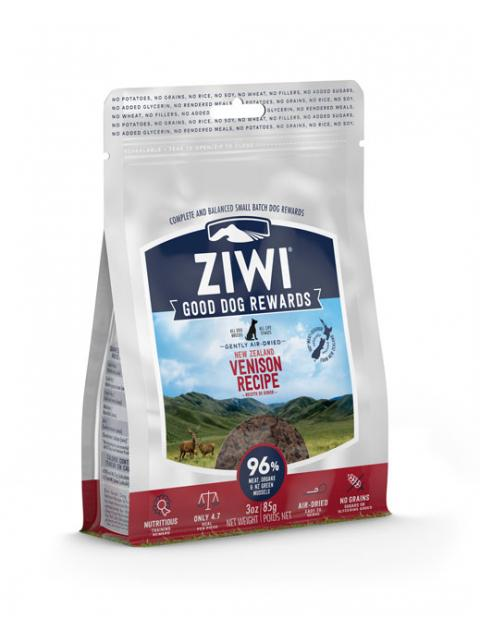 Ziwi Peak Good Dog Rewards Venison 85g