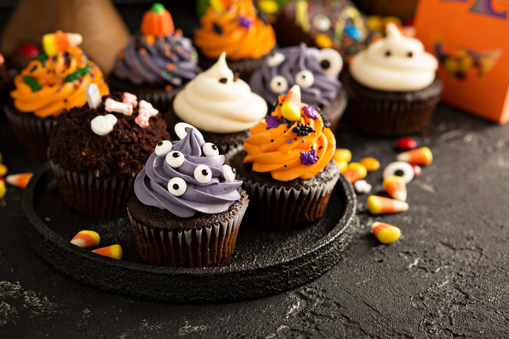 Halloween Party Food -- Silly, Scary, and Sensational!