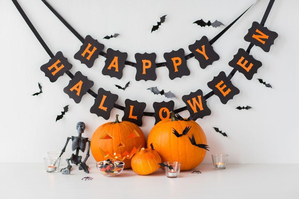 Halloween Party Decor: for the Kids
