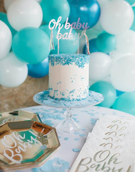 Today's Baby Shower Trends