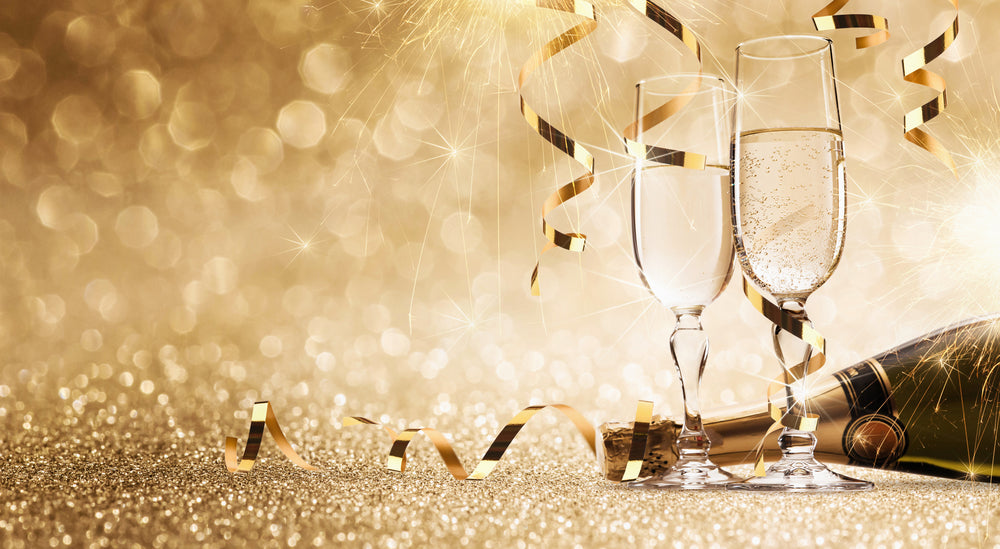 Ten Ways to Add Some Sparkle to Your New Year's Eve Party