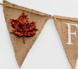 Fall Decor, Autumn Fall Banner
