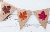 Fall Decor, Fall Leaves Banner