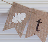 Thanksgiving Decor, Thankful Banner