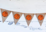 Sports Decor, Basketball Banner