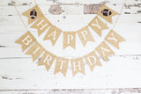 Sports Decor, Football Happy Birthday Banner