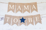 Baby Shower Decor, Mama To Be Star Banner