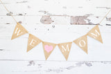 Mother's Day Decor, We Love Mom Banner