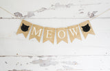 Pet Decor, Meow Banner