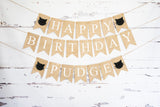 Pet Decor, Cat Happy Birthday Banner