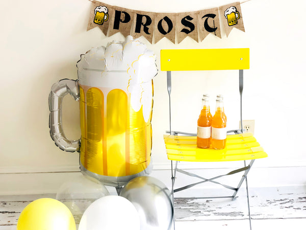 Oktoberfest Party Decor | Beer Party Kit