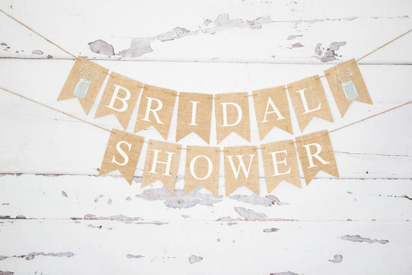 Bridal Shower Banner, Bride To Be Banner, Rustic Bridal Shower Banner, Backyard Bridal Shower Decor, Bridal Photo Prop, B975