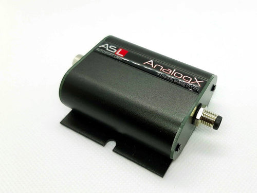 AnalogX – 4 channel Analog to CAN bus interface