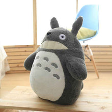 Load image into Gallery viewer, Totoro Plushie - 3 sizes to choose from! 2 styles of plushie