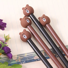 Load image into Gallery viewer, Super Cute Bear Pen- Sold Individually