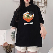 Load image into Gallery viewer, Kawaii Ramen T-Shirt - Variety of Colours