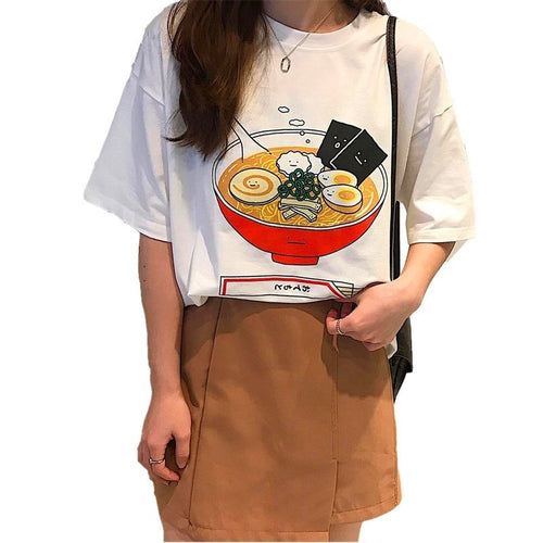 Kawaii Ramen T-Shirt - Variety of Colours